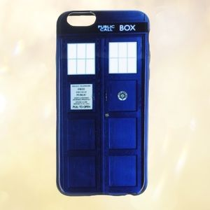 Doctor Who Tardis iPhone 4 4s NEW Phone Case